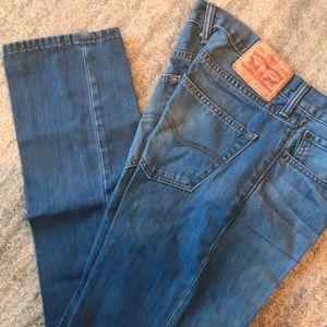 Men's Levi's jean Pants